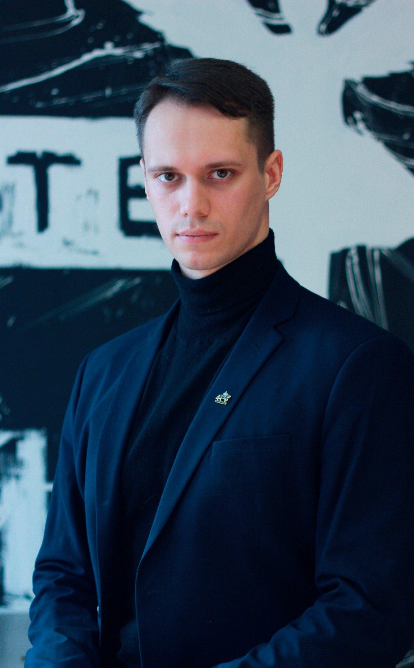 Дмитрий Штурм