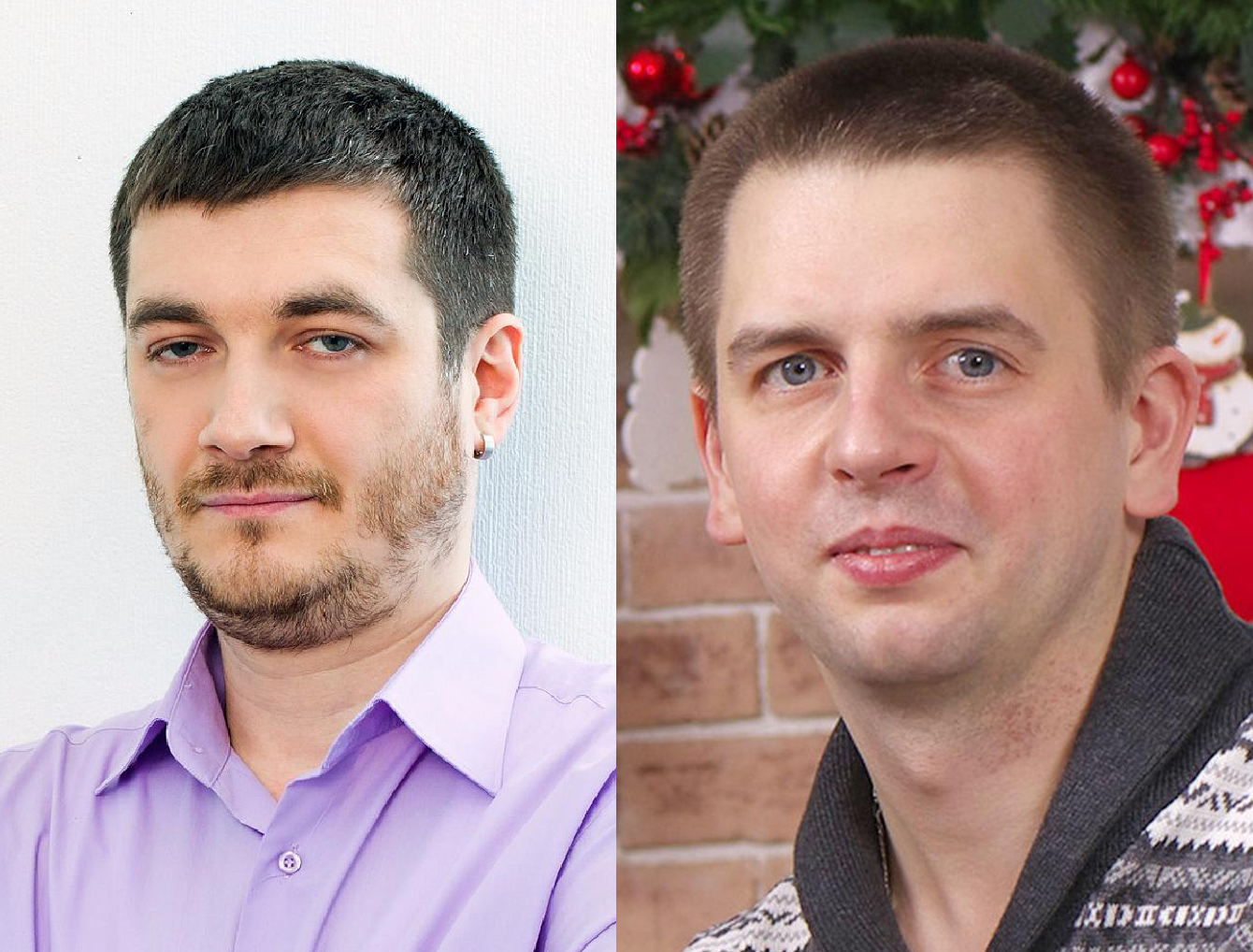 Александр Сербул, 1С-Битрикс, и Антон Тузлуков, QSOFT